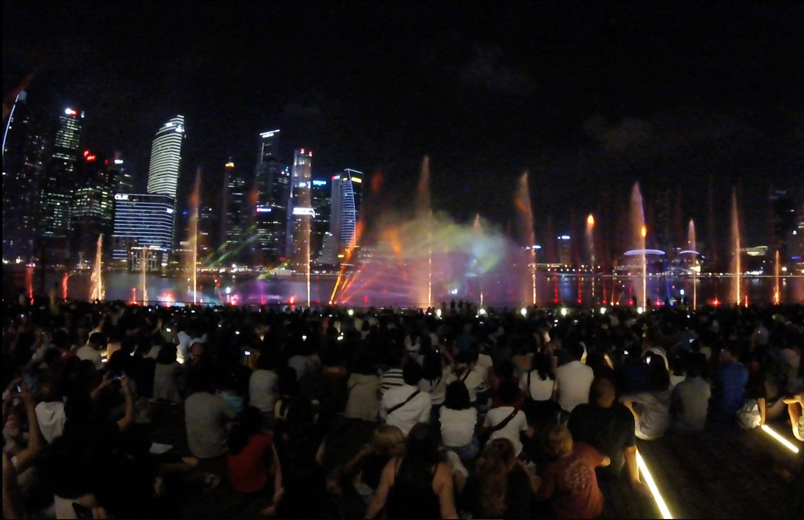 Spectra, Light & Water Show